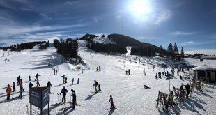 Idag badar Tranantorget i sol ☀️! Härligt vårväder och massor med snö. Välkommen…