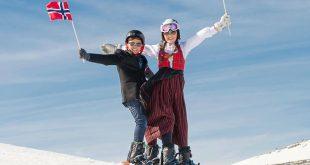 Idag är det extra festlig stämning i Hemsedal, Trysil och resten av Norge så här…
