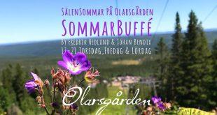 Ikväll kör vi Sommarbuffé. Torsdag, fredag och lördag hela sommaren för 349 kr. …