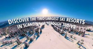 En VR-video till dig som längtar efter vintern lika mycket som oss finns nu på y…