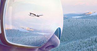 Flyg till Sälen – Stöten i Sälen